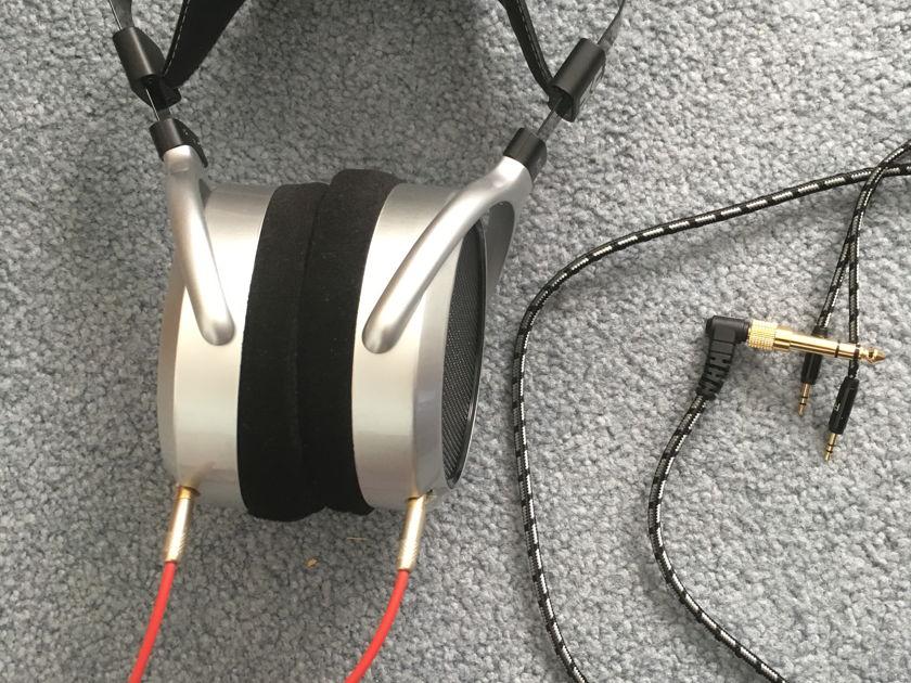 Hifiman HE400S Headphones-MINT!