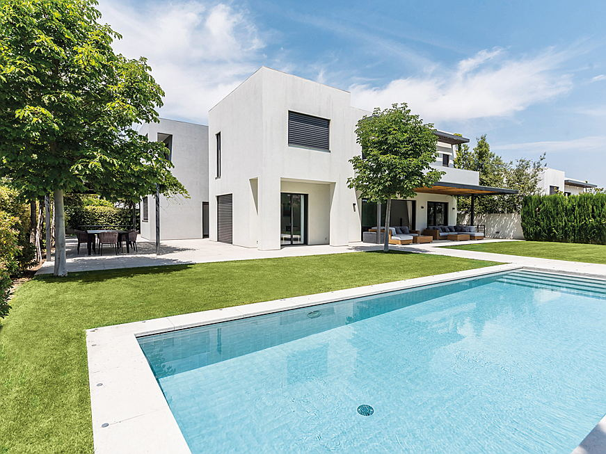 Sintra - Engel & Völkers presents its properties of the month April. From Uruguay and Canada to Spain and Belgium. Join a journey with exclusive homes for sale.