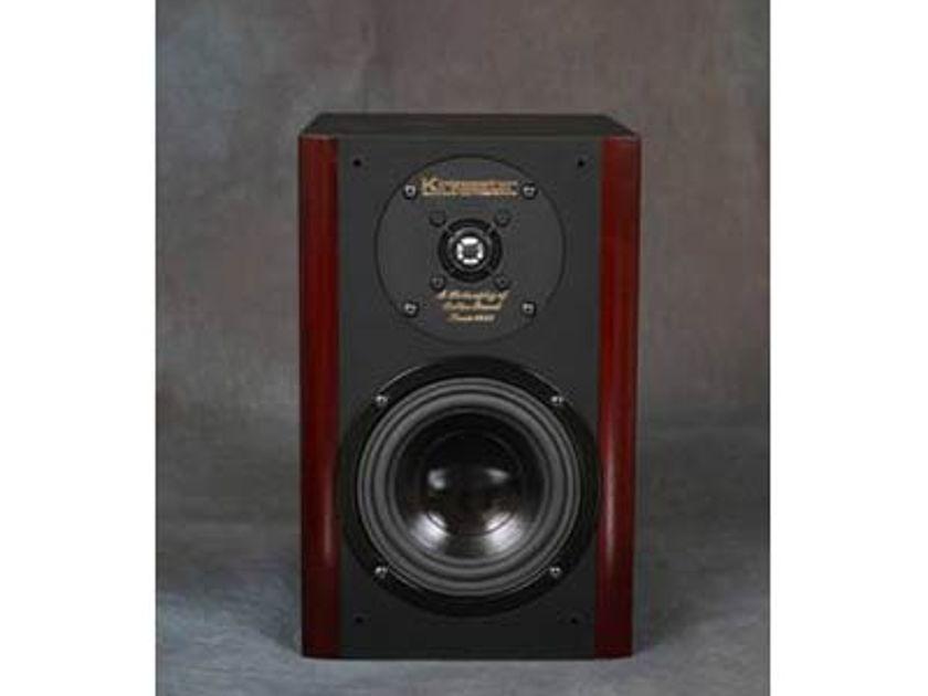 Kirksaeter Silverline 60 mini monitor speaker