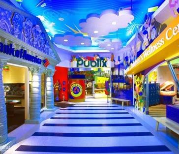 Детский музей (Miami Children's Museum)
