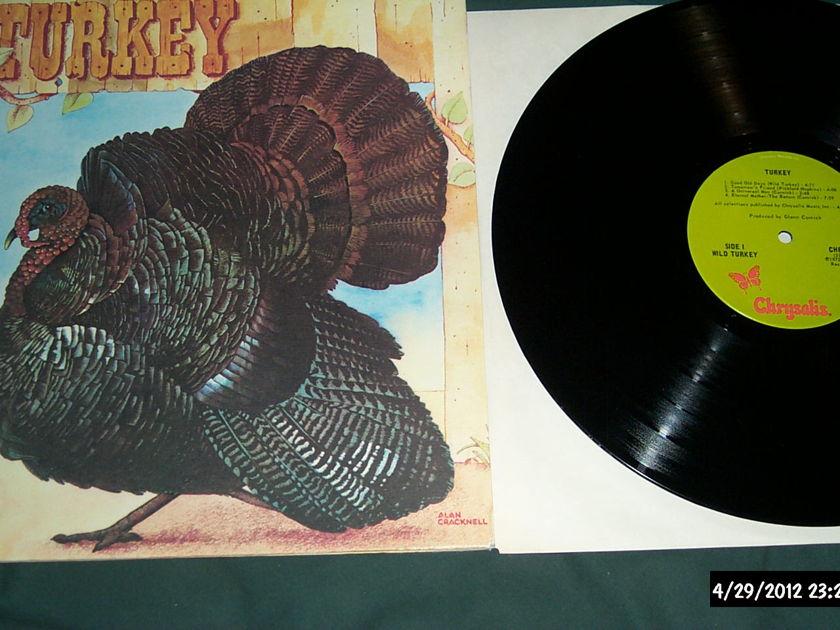 Wild turkey - Turkey lp nm