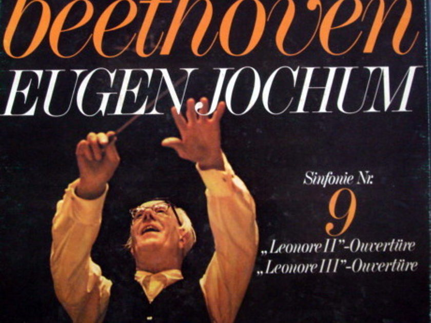 Philips / JOCHUM, - Beethoven Symphony No.9 Chorale,  MINT, 2LP Box Set!