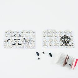 Keeb io made Mechanical keyboards