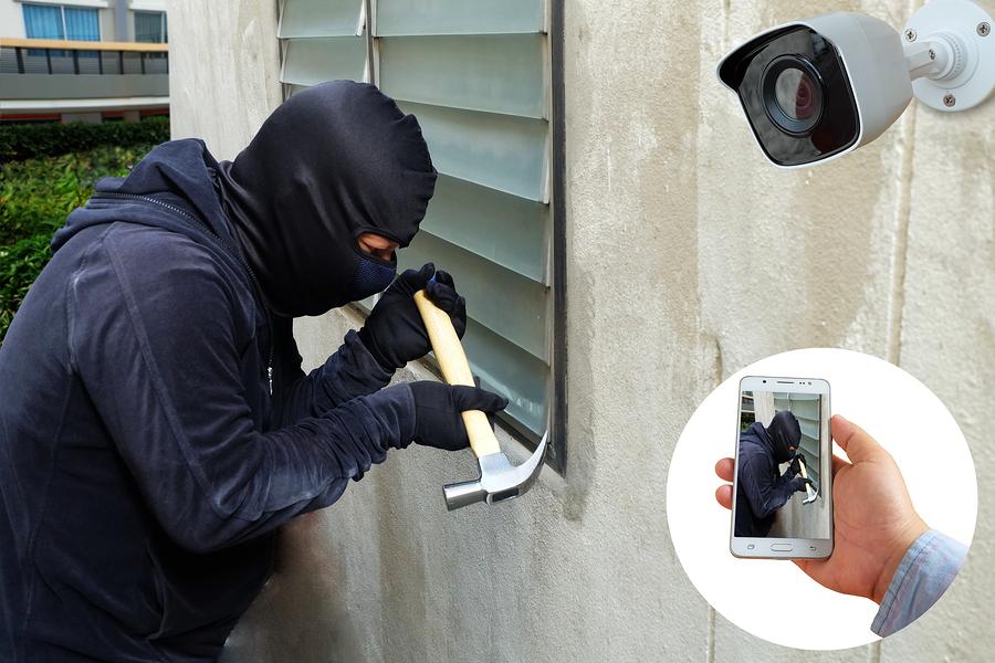 Preventing burglary on vacation
