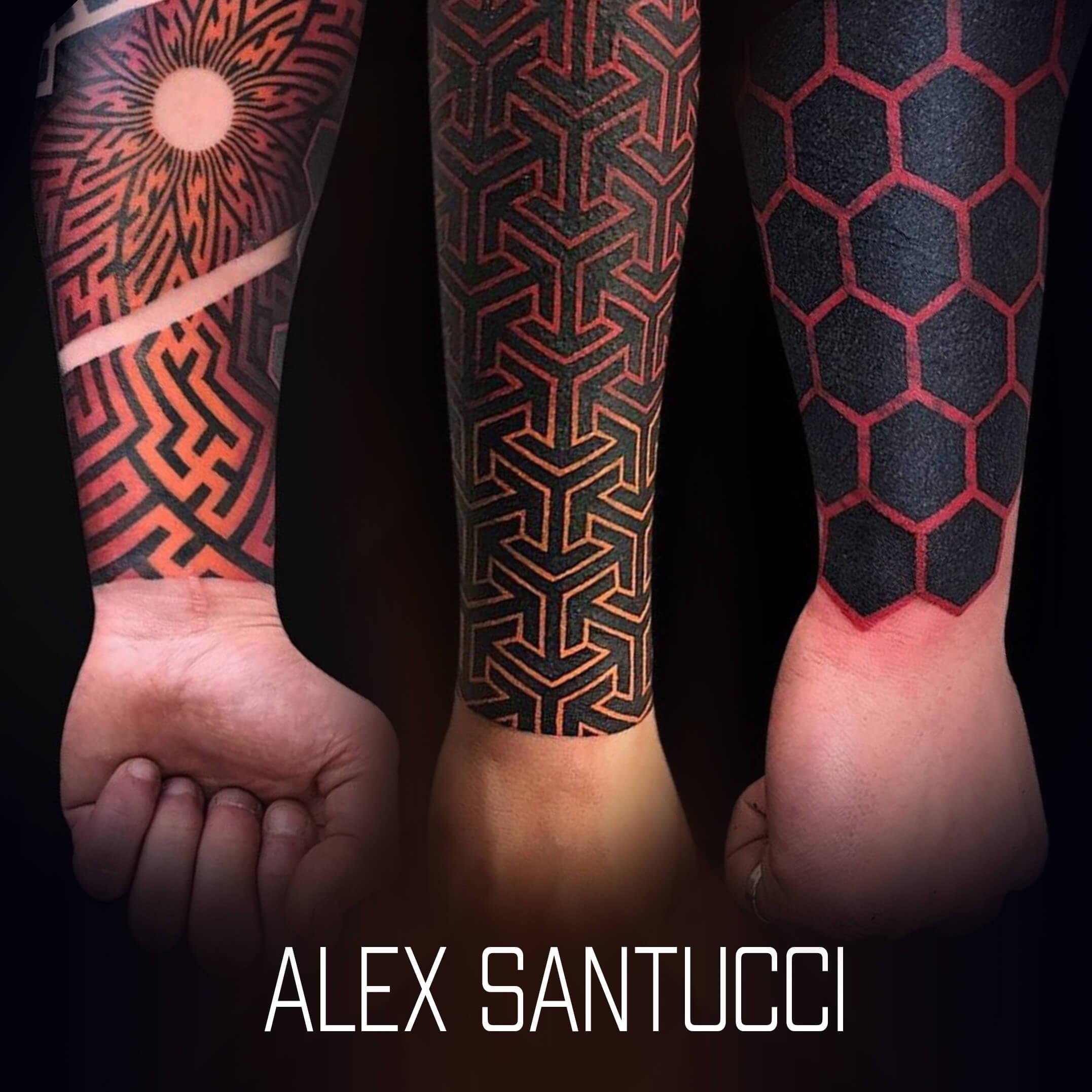Alex Santucci Pro Series Set