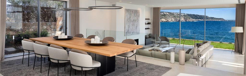 Cap Adriano, Luxus-Villen und Apartments mit Meerzugang in Mallorca