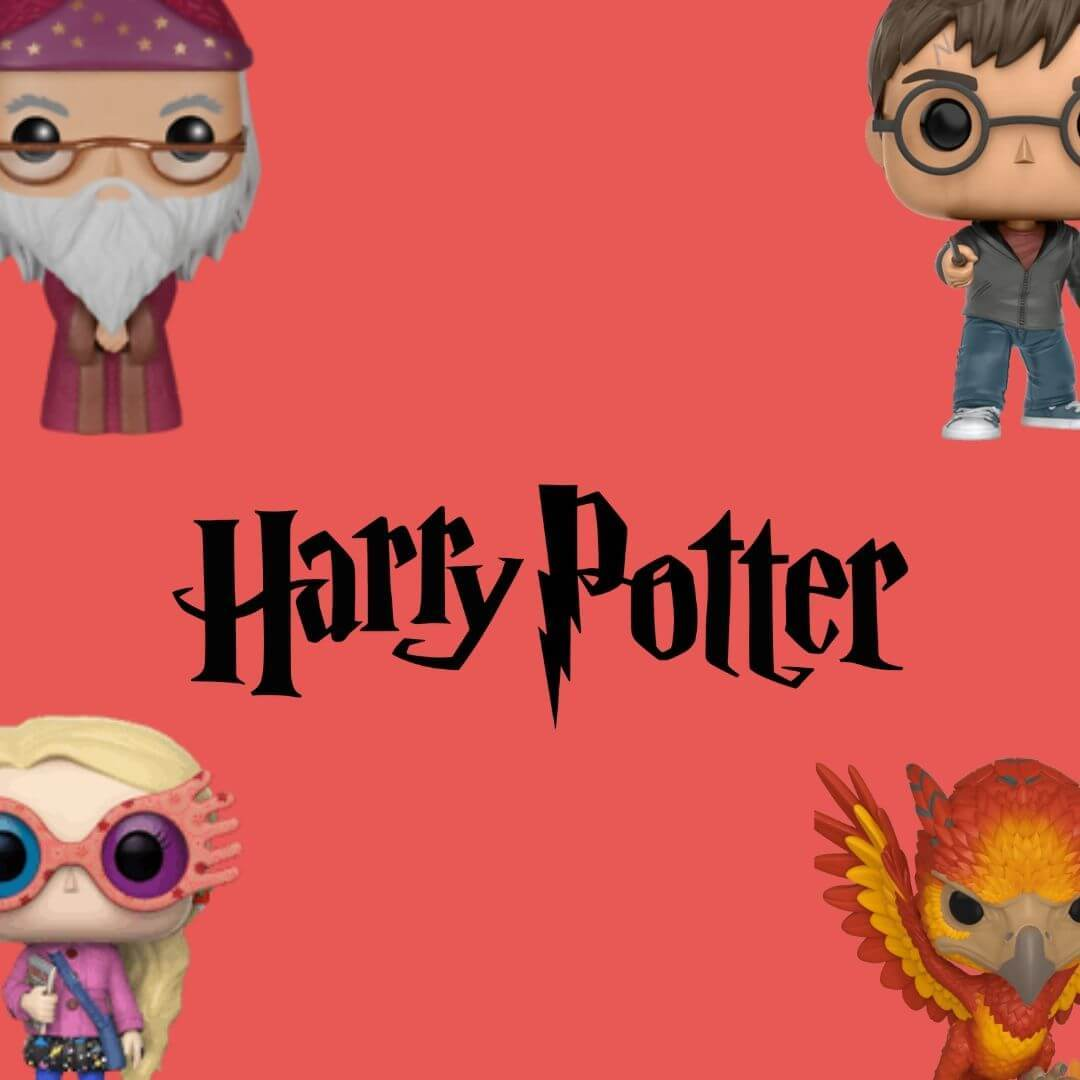 1000-3000, Bobble head, bobble-heads, Daniel Radcliffe, funko, harry-potter, movies, Warner Bros, Below 1000, pop, dumbledore, voldermort, Hermoine, Ron, Snape, hogwarts, quidditch