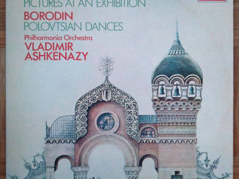 London Digital/Ashkenazy/Mussorgsky Pictures At An Exhibition, - Borodin Polovetsian Dances / NM