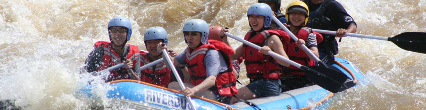 Рафтинг по реку Падас