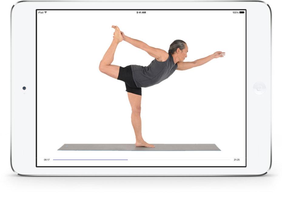 yoga studio app gaiam. Black Bedroom Furniture Sets. Home Design Ideas