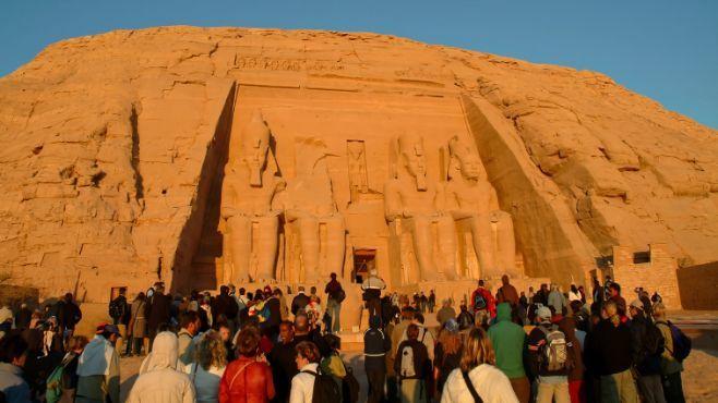The Abu Simbel Sun Festival