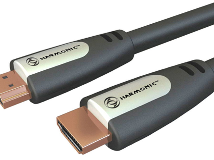 HARMONIC TECHNOLOGY HDMI 10.2Gbps, v1.3c Cat.2 up to 1440p CLOSEOUT SPECIAL