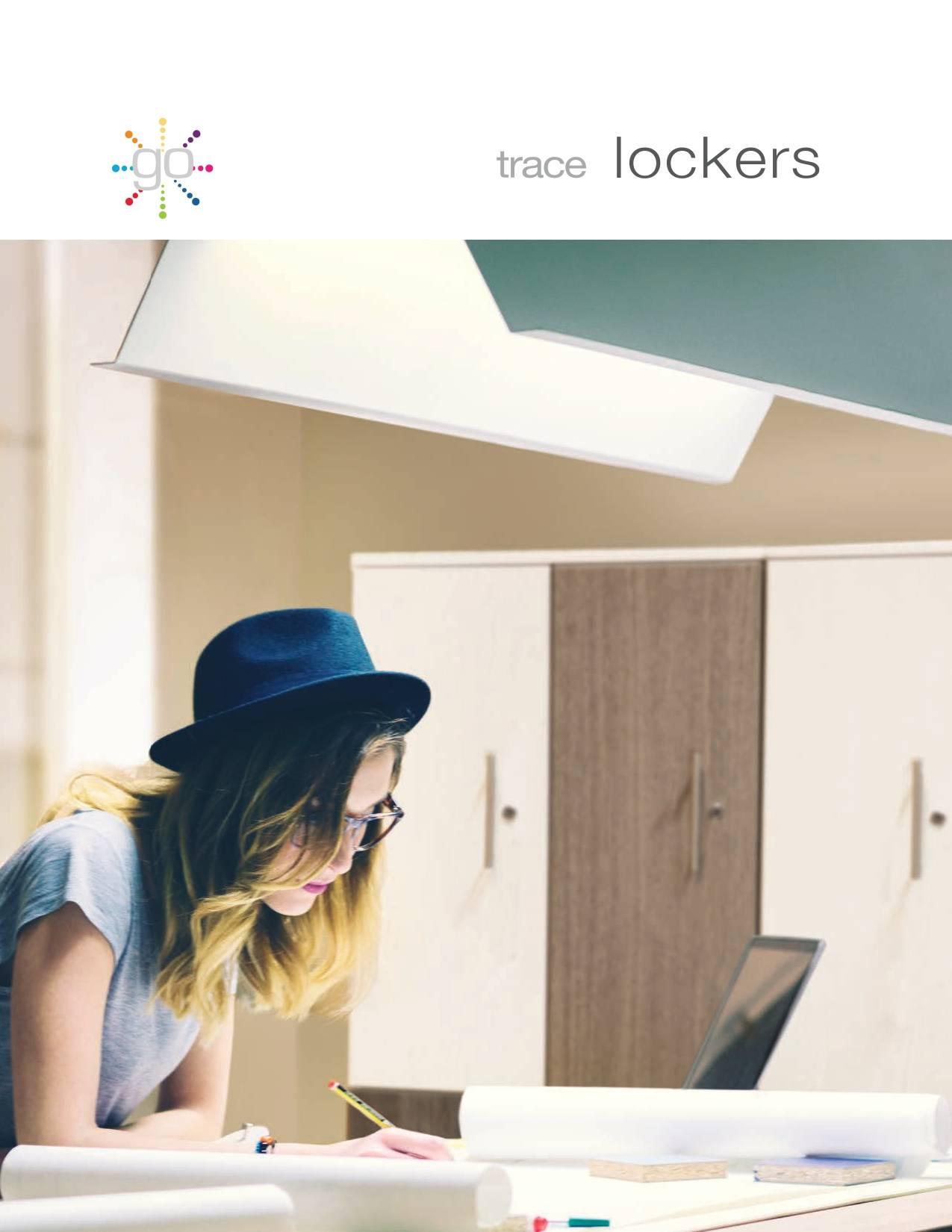 Great Openings Trace Lockers Brochure
