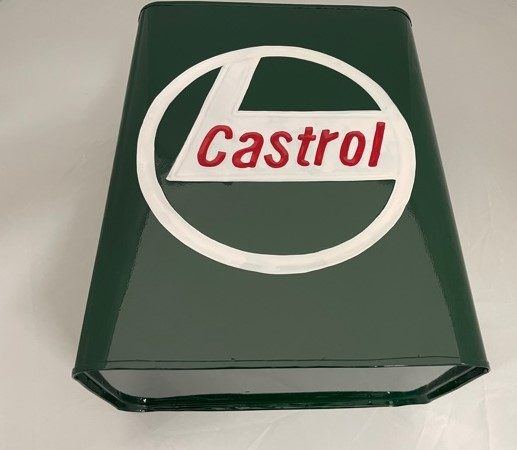 RETRO/VINTAGE CASTROL OIL CAN's featured image