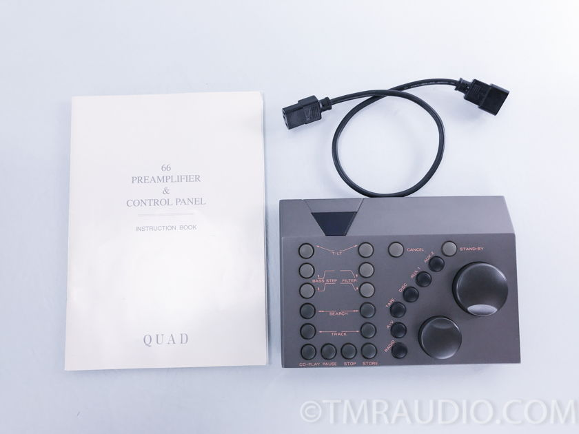 Quad 66 Stereo Preamplifier (2909)