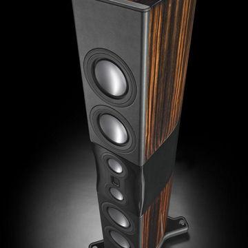 Floorstanding Speakers (Ebony); Open Box/Demo;