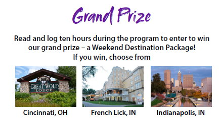 Summer Learning 2018 Grand Prize