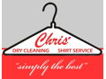 Chris' Dry Cleaning $50 Gift Certificate
