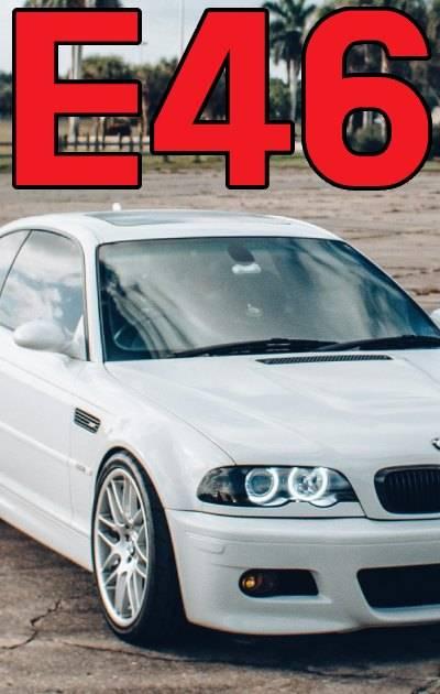BMW E46 MODEL FITMENT