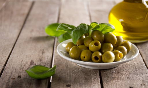 Olive Oil Obtained in the process of cold-pressing of olive flesh, rich in fatty acids
