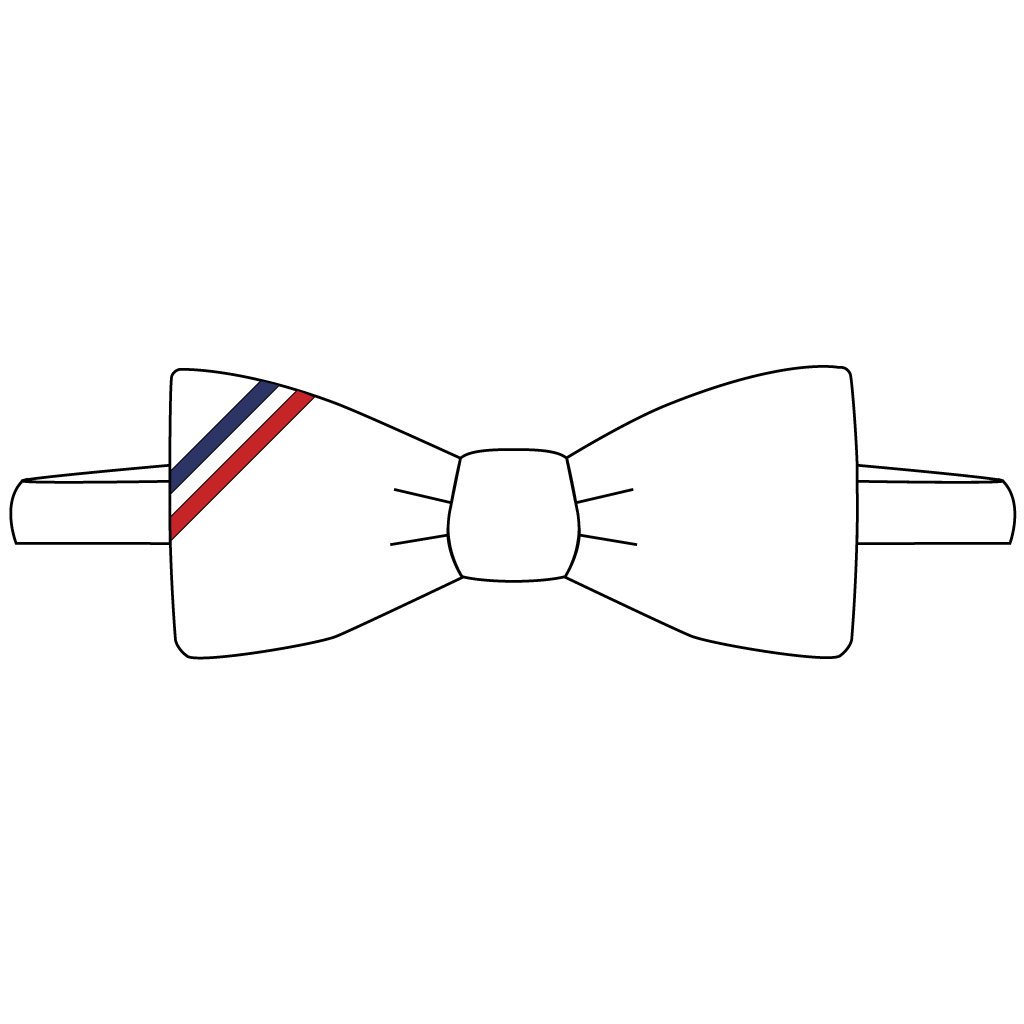 noeud papillon made in france gentille alouette
