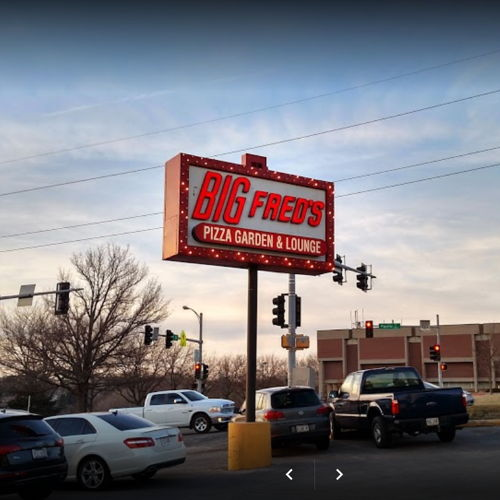Picture of Big Fred's Pizza is open for curbside-to-go and delivery. Order online or by phone.