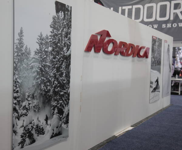 Art & Posters - Nordica Event Wall Wraps