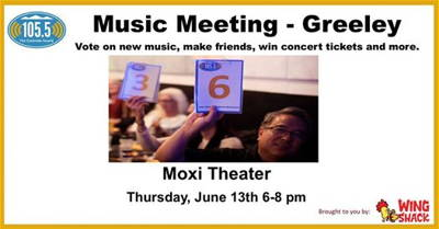 Greeley Music Meeting