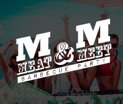 Info and tickets Meat & Meet barbecue party, Playasol hotel Ibiza club