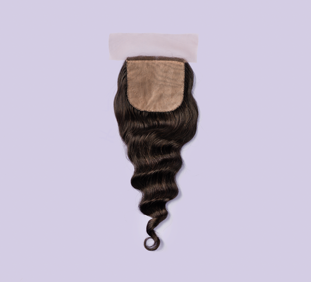 Loose Wave Natural Black Closures Mayvenn