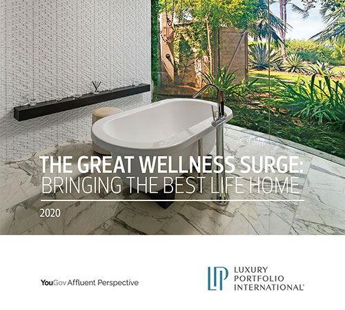 La grande vague de bien-être : Ramener le meilleur de la vie à la maison (2020)