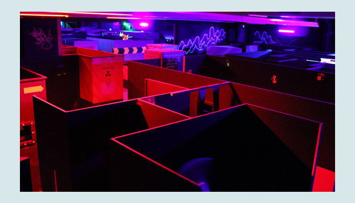 laserzone frankfurt spielfeld übersicht