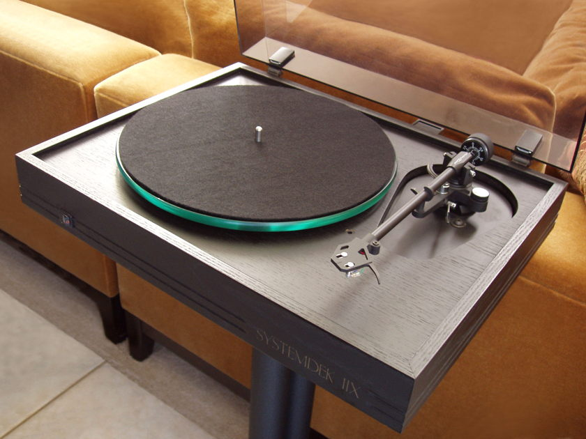 Systemdek Sublime All Manual  IIX with Profile Tonearm and  Sumiko PIB-1 Interface