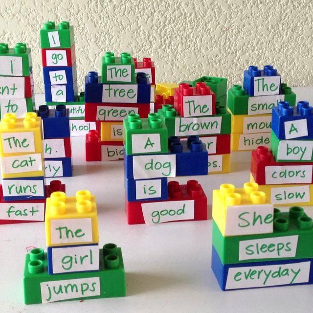 lego part of speech