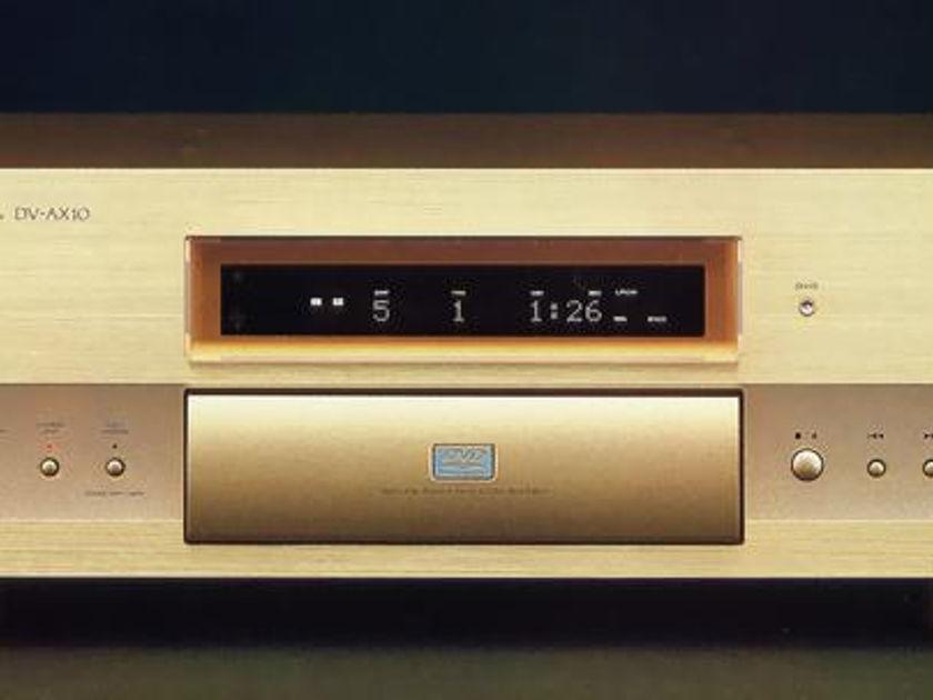 Pioneer  DV-AX10 DVD
