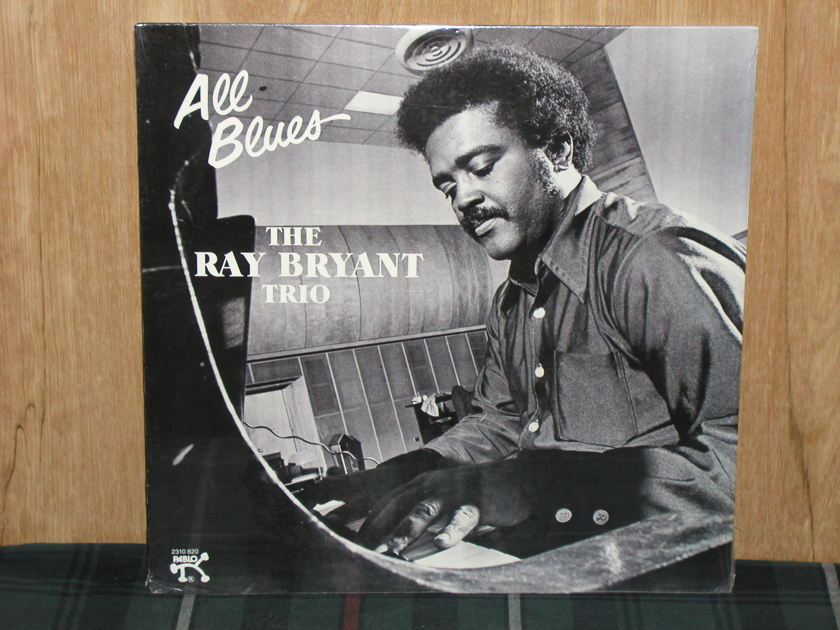 "The Ray Bryant Trio - ""All Blues""  Still Sealed Pablo 2310 820"