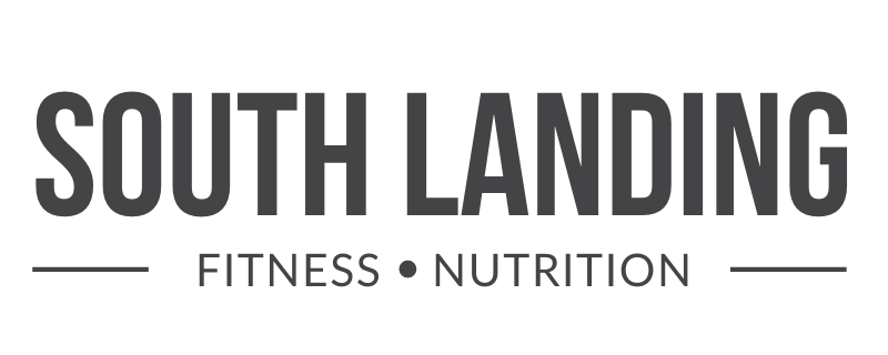 South Landing Fitness logo