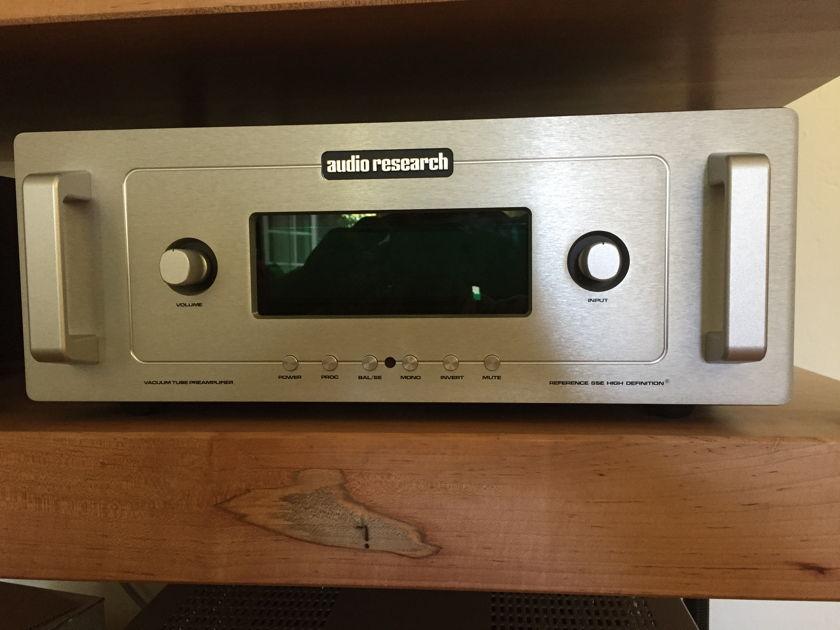 Audio Research Ref 5 SE Preamplifier