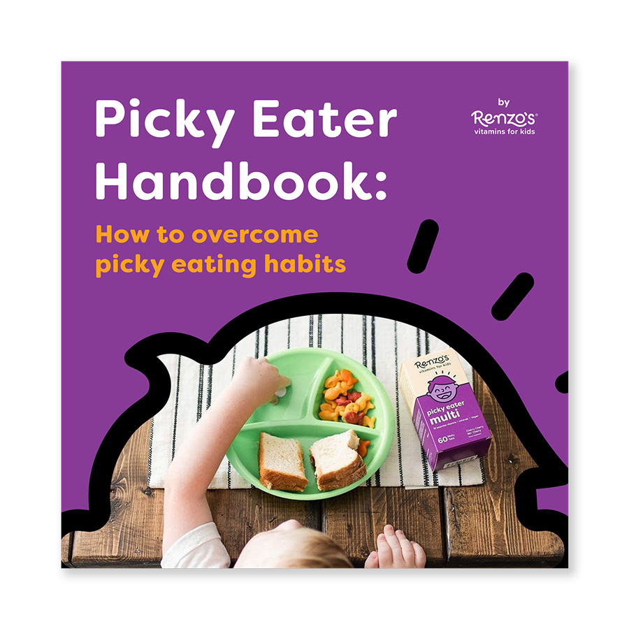 picky eater handbook front cover