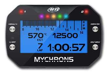 AiM MyChron 5 karting data logger