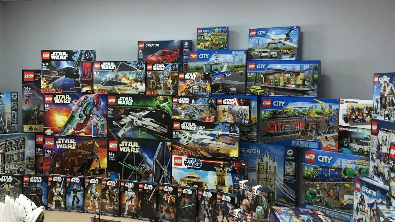 lego rental collection