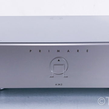 A 34.2 Stereo Power Amplifier;