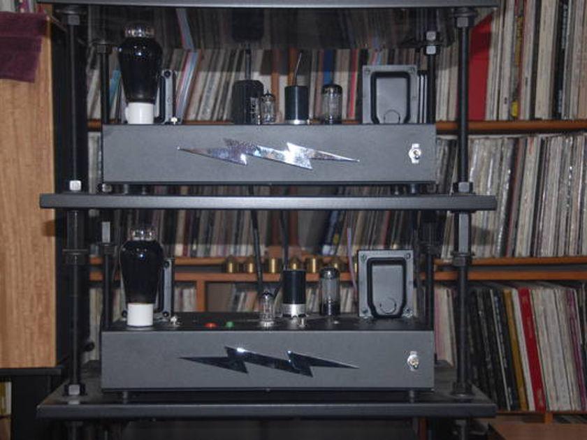 Don Allen 300B Monoblock Amps with hi-power option