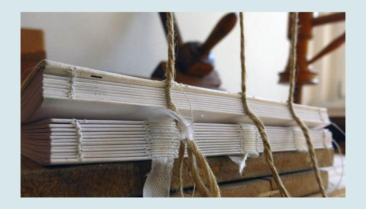 stiftung werkstattmuseum für druckkunst leipzig buch binden