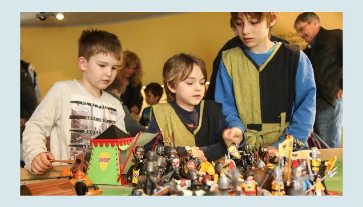 kindermuseum adlerturm ritter und kinder