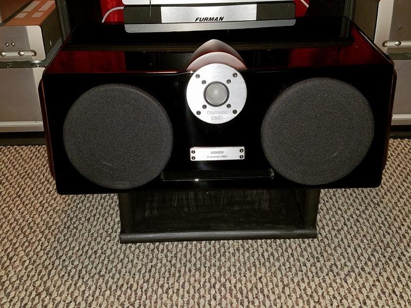 Usher Audio Be-616 Diamond Center Channel