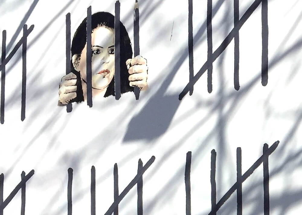 Banksy Mural Zehra Dogan