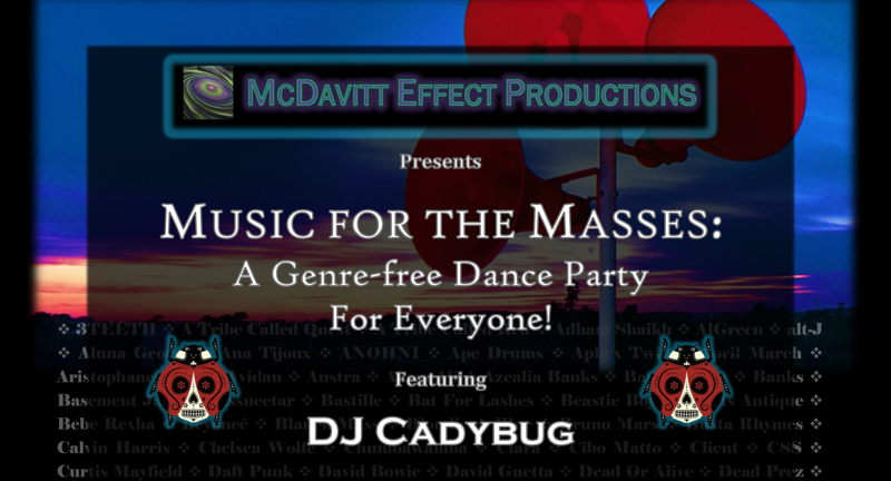 Music for the Masses: A Genre-Free Dance Party for Everyone