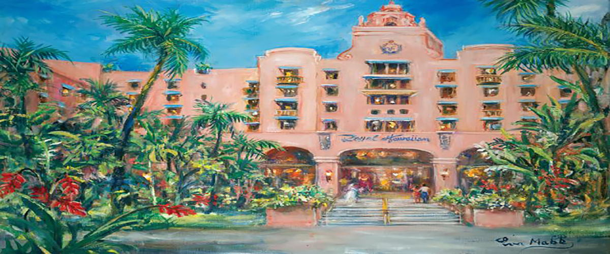 Royal Hawaiian Hotel/ALS West