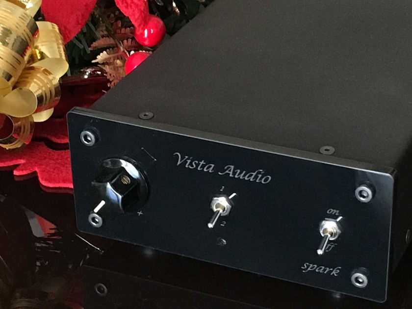 Vista Audio SPARK  Stereo Integrated Amplifier